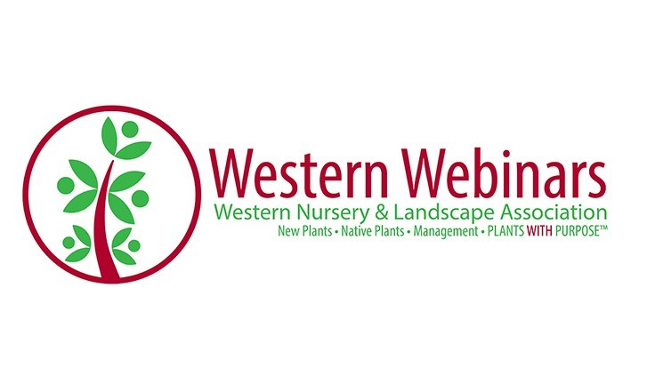 Western Nursery & Landscape Association offers two new webinars