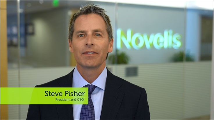 Novelis CEO on Aleris acquisition