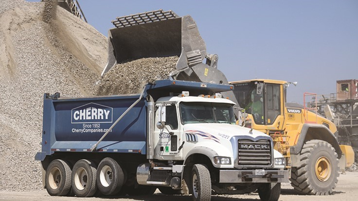 Cherry Cos  talks recycled aggregates - Construction