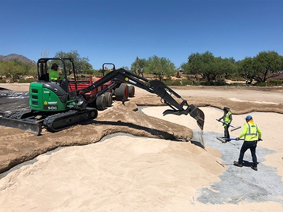 Heritage Links, Nicklaus Design working on renovation of Desert Mountain Renegade Course