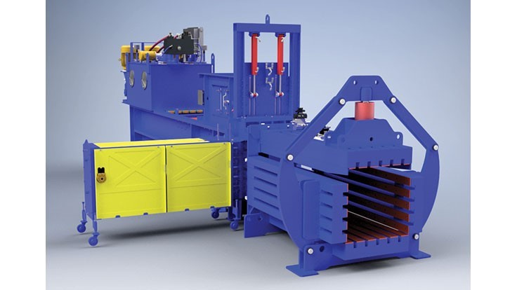 International Baler releases 'European style' auto-tie baler made in the USA