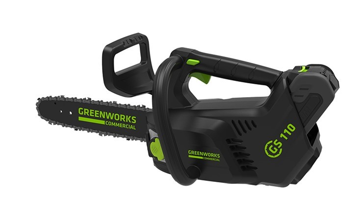 Greenworks Commercial unveils new lithium-ion saw
