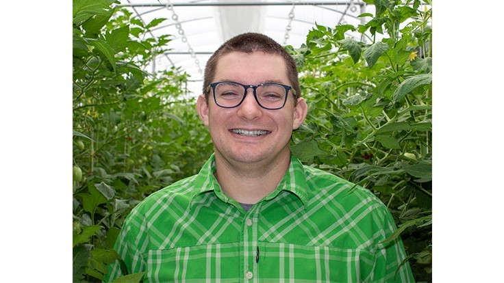 CropKing hires Jake Emling as horticulturist