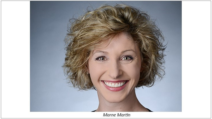 Marne Martin Named CEO of WorkWave