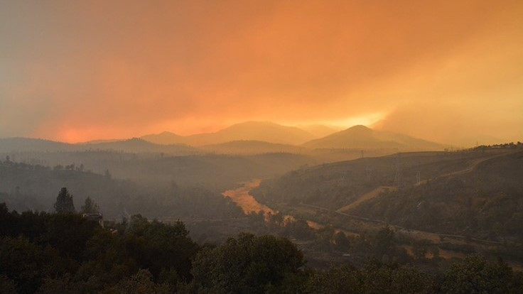 Clean Air Goes up in Smoke With California Fires