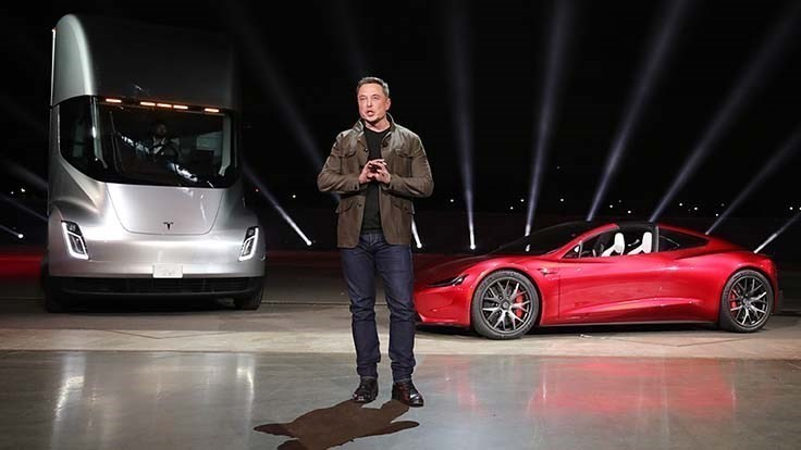 Musk considering taking Tesla private with Saudi investors