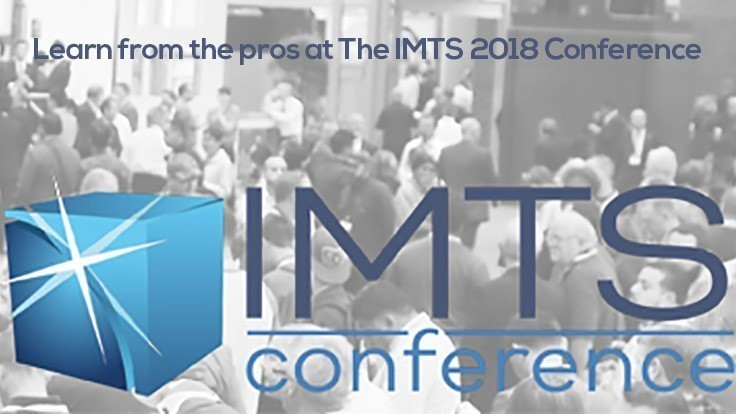 IMTS 2018 Conference: 3D Printing & Sustainability