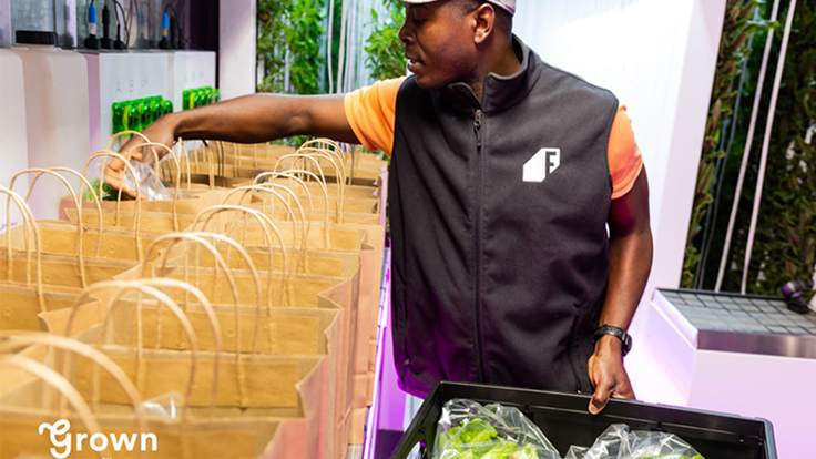 Freight Farms announces on-site vertical farming service
