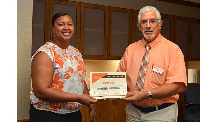 Industry Leader Reaps Benefits of Oklahoma State Food Safety Program