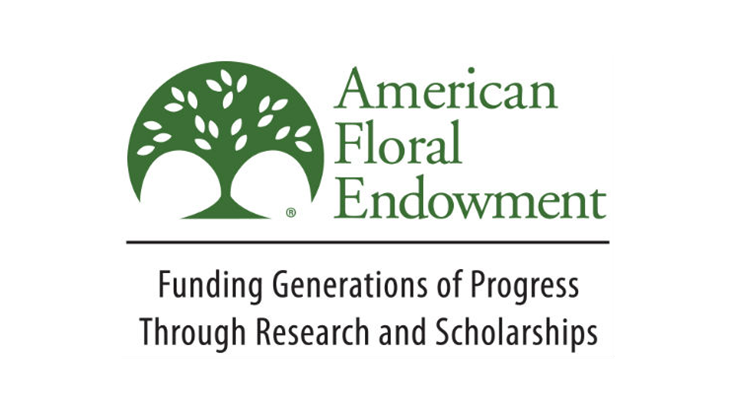 American Floral Endowment awards 21 scholarships