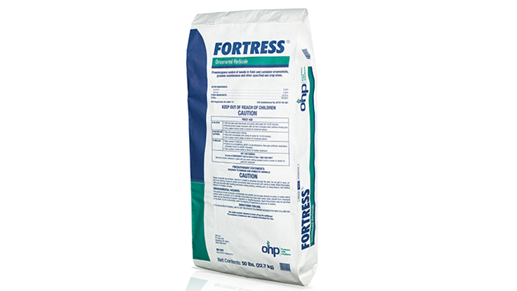 OHP to launch Fortress herbicide in October