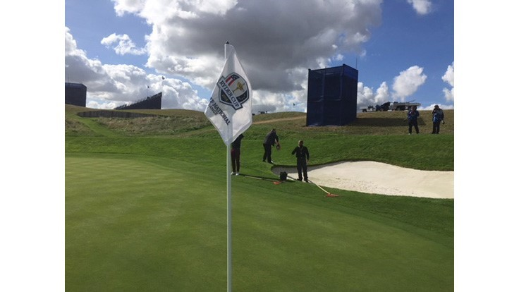 Ryder Cup 2018: Greetings from Paris