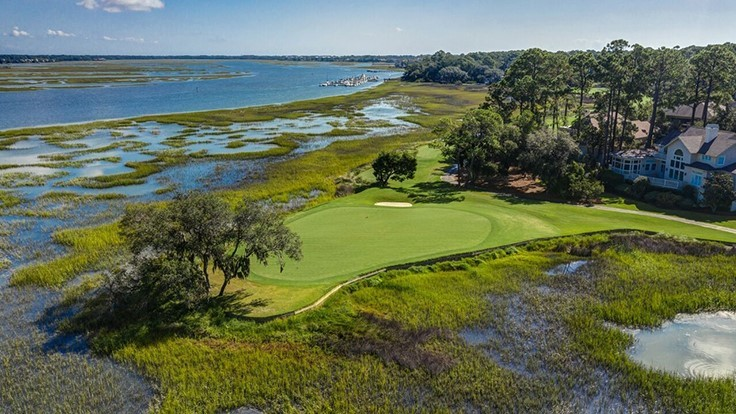 Bobby Weed Golf Design completes renovation at Long Cove Club