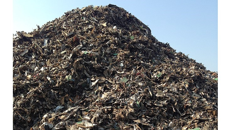 Schnitzer Boosts Income In Its Fiscal Year Recycling Today - Schnitzer scrap