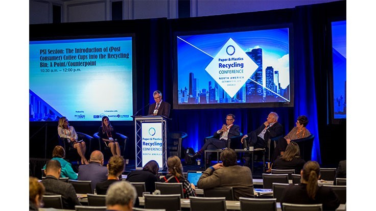 Paper and Plastics Recycling Conference North America 2019