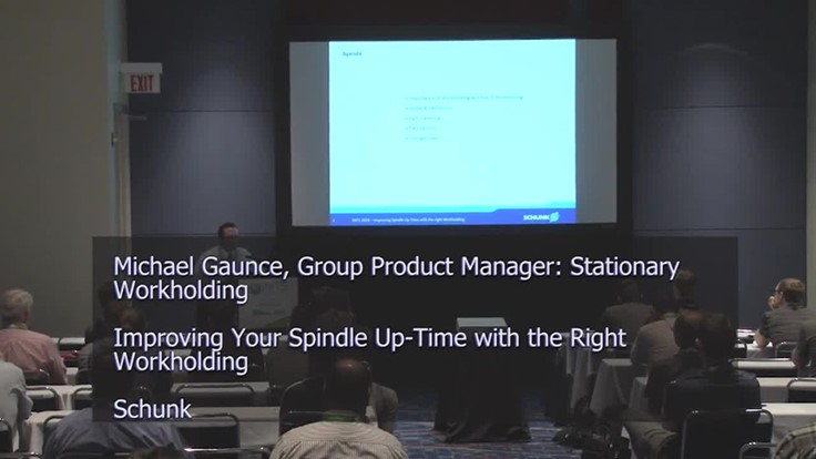 Improving Your Spindle Up-Time with the Right Workholding – IMTS 2018 Conferences