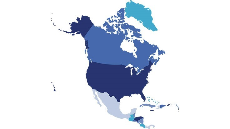 Map Of Canada Today.Leaders Of Us Canada And Mexico Sign Usmca Recycling Today