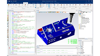 LK Metrology's enhanced Camio 8.5 multi-sensor CMM software version