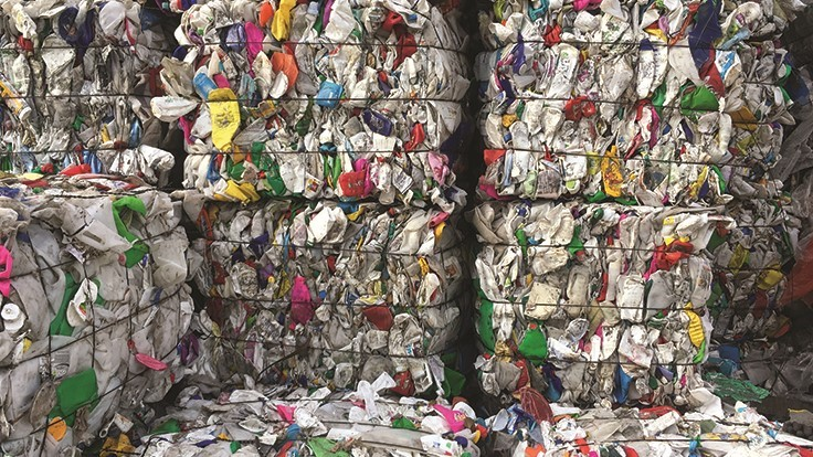 Plastic bottle recycling rate declines in 2017 - Recycling Today