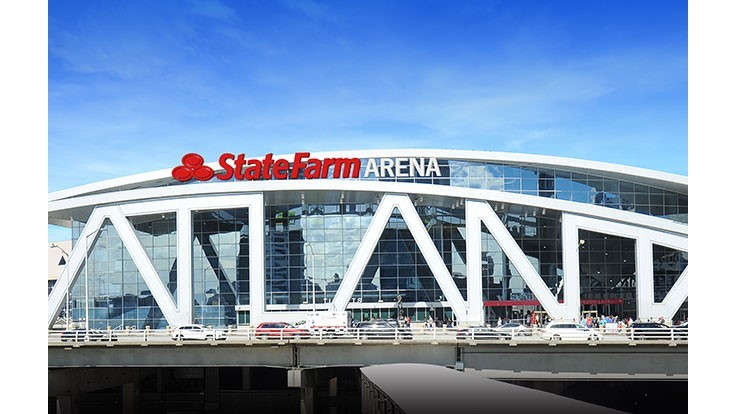 Rubicon Global, State Farm Arena recycle 12 tons of waste
