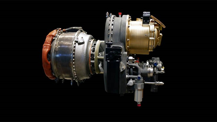 Honeywell To Debut Hybrid Electric Turbogenerator