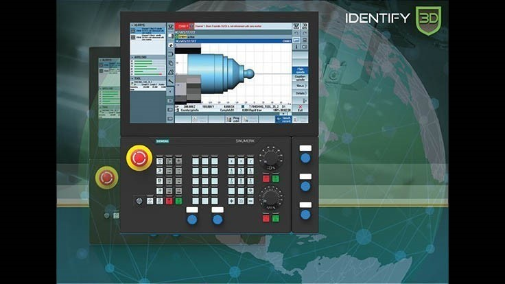Identify3D becomes Siemens solution partner - Aerospace