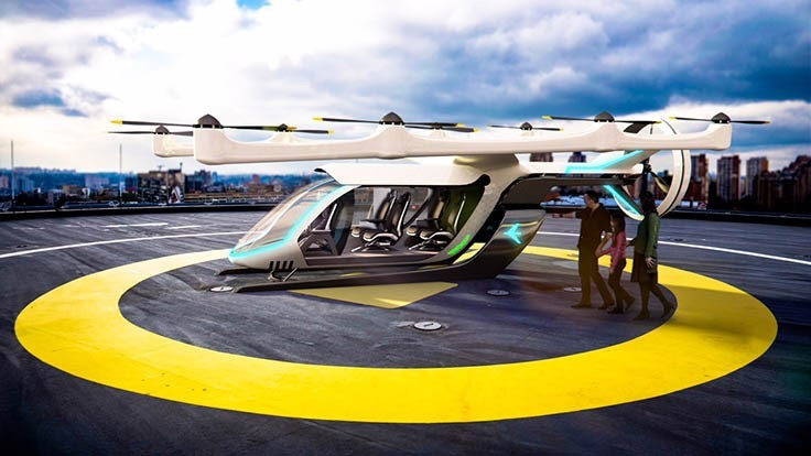 Embraerx To Demonstrate The Future Of Urban Air Mobility