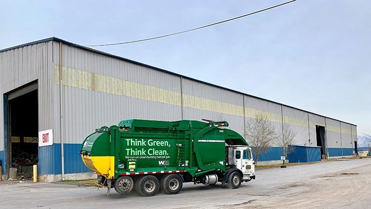 check out 9121c 3a3c8 Waste Management to open  16M Salt Lake City MRF