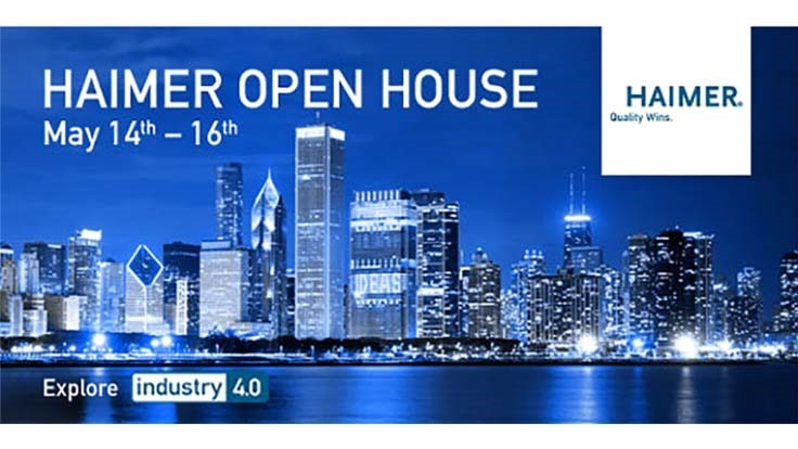 Haimer USA open house 2019