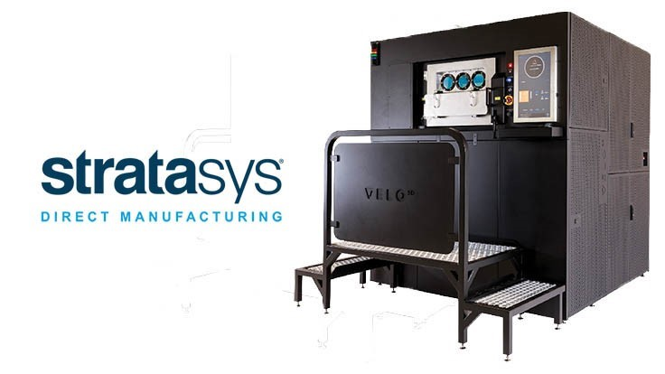Stratasys Direct Manufacturing adds AM capacity with VELO3D's Sapphire