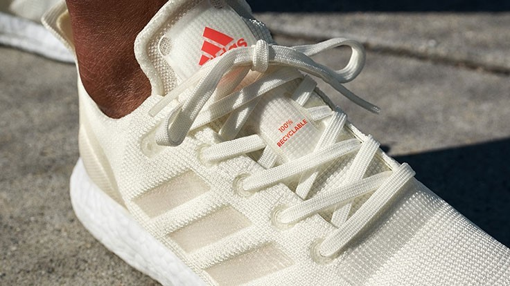 cajón Moler oportunidad  Adidas rolls out first recyclable shoe - Recycling Today