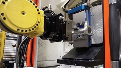 Air Powered Vise Aerospace Manufacturing And Design
