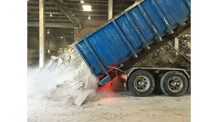NYC closes the loop on gypsum wallboard - Waste Today