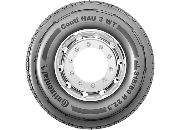 Continental renames urban waste transport tires - Waste Today
