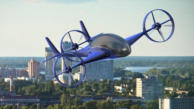 Honeywell Denso To Develop Uam Electric Propulsion
