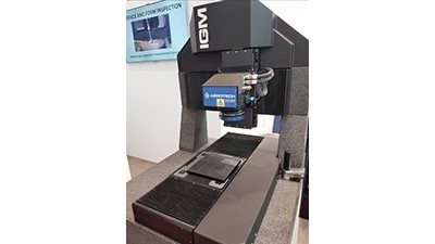 AGV-SPO galvo scanner - Aerospace Manufacturing and Design