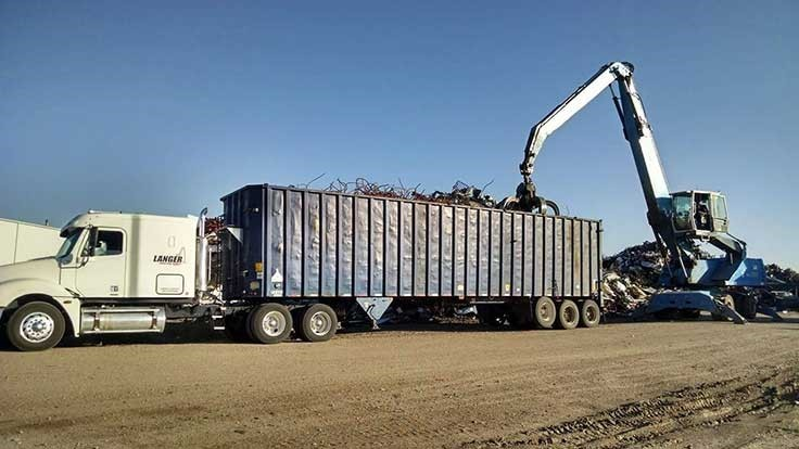 Langer Industrial Service expands metal recycling business