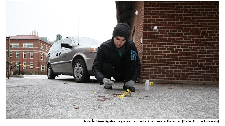 Purdue Makes the Case for Forensic Entomology - PCT - Pest