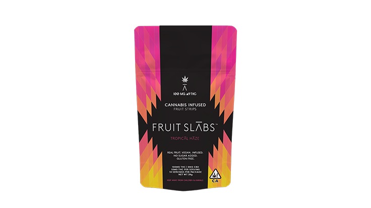 photo of Fruit Slabs Embraces Inclusiveness with Kosher-Certified Cannabis Edibles image