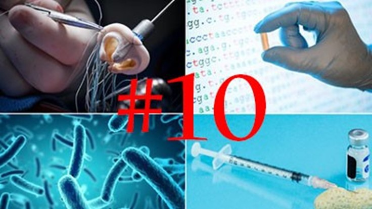 Top 10 Medical Innovations for 2020 – #10 (video)