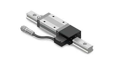 THK'S Type SHS-LE combines LM guide with linear encoder