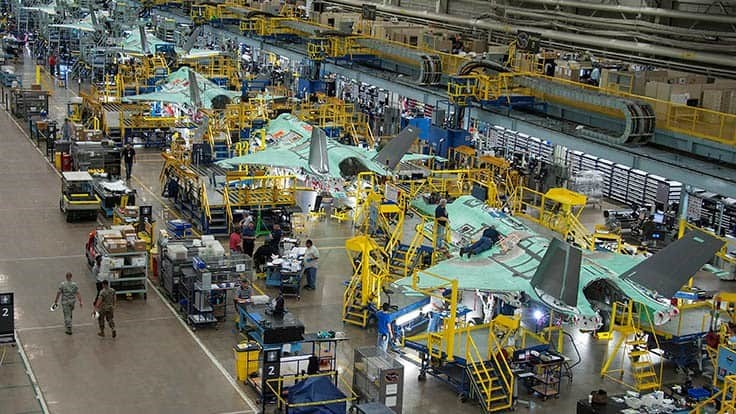 Lockheed Martin Boosts Supply Chain Payments In Covid