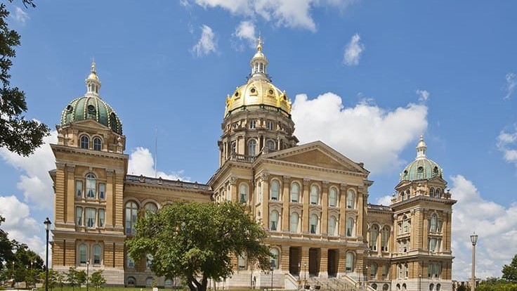 Iowa Governor Signs Legislation to Change THC Cap in State's Medical Cannabis Program
