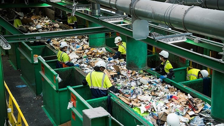 How Recology's $20M investment fueled its Recycle Central retrofit - Waste  Today