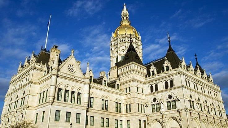 Connecticut Judiciary Committee Amends, Approves Gov. Lamont's Adult-Use Proposal