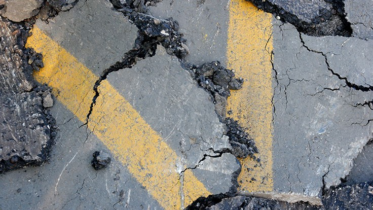 Survey shows 77.2 million tons of recycled materials used in asphalt pavements in the US