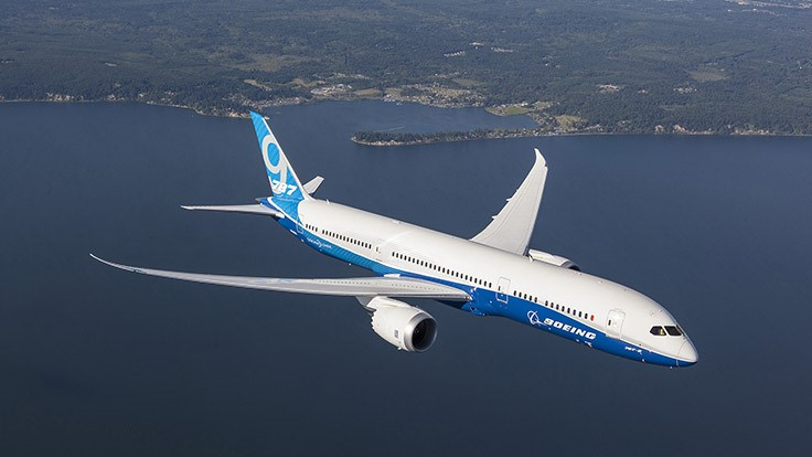 Alcoa receives multiyear supply contracts from Boeing