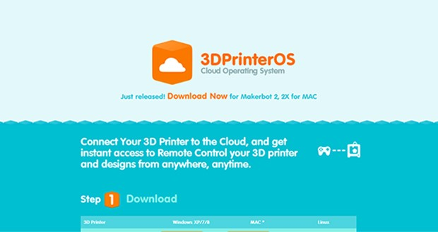 Simplifying 3D printing with 3DPrinterOS