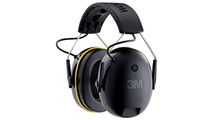 3M launches new wireless hearing protector