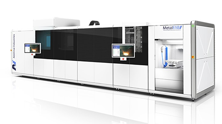 Two more MetalFAB1 Beta customers for Additive Industries